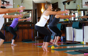 Sphericality Barre Class